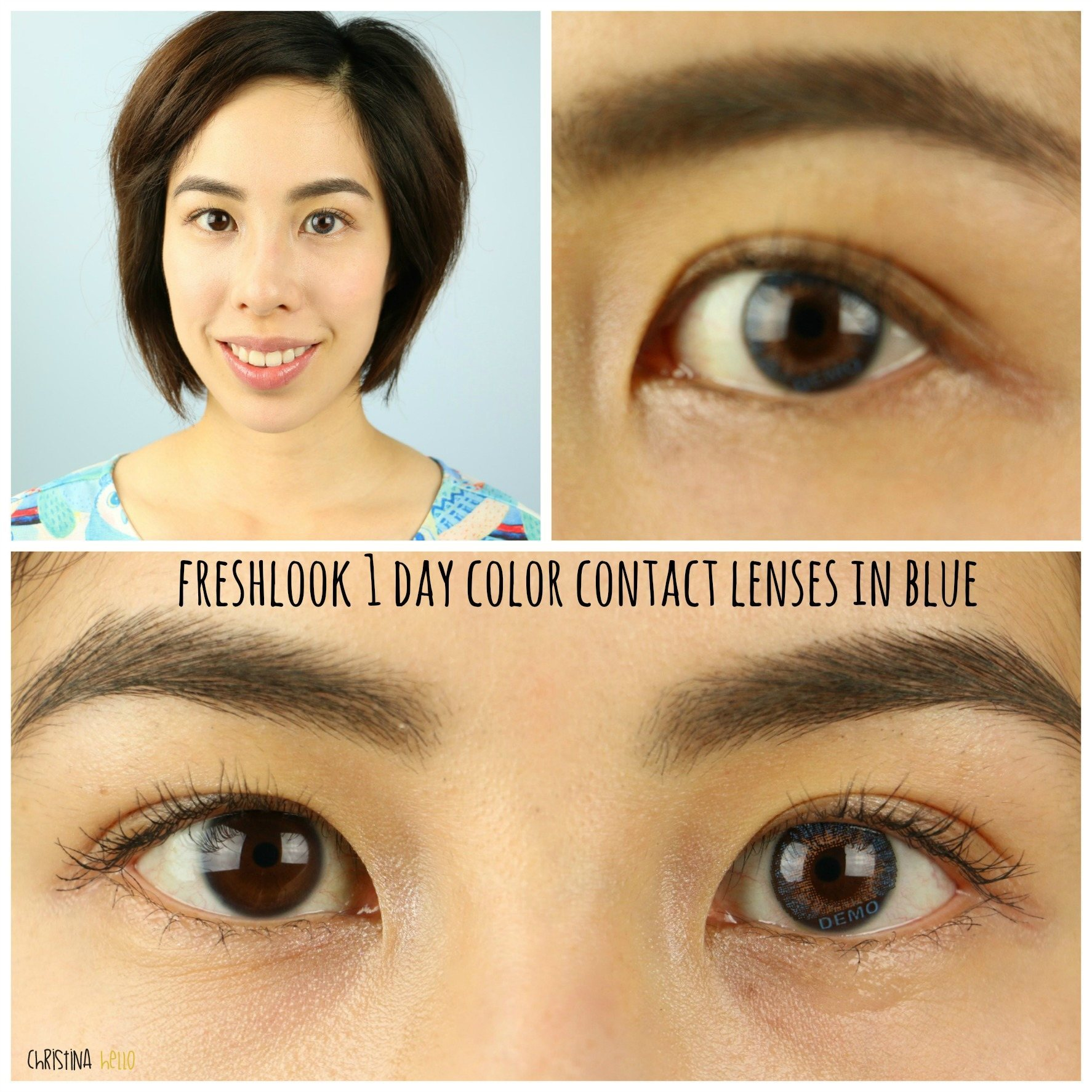 Colored contacts first impressions air optix freshlooks acuvue freshlook 1 day color con blue nvjuhfo Choice Image