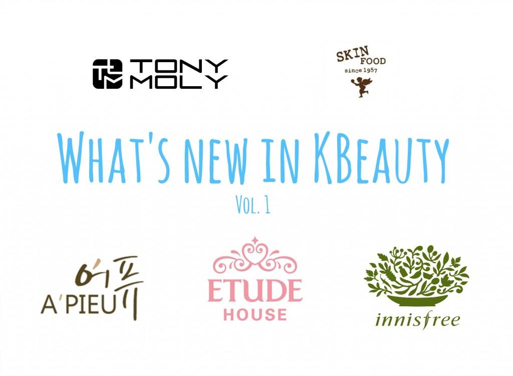 what's new in kbeauty