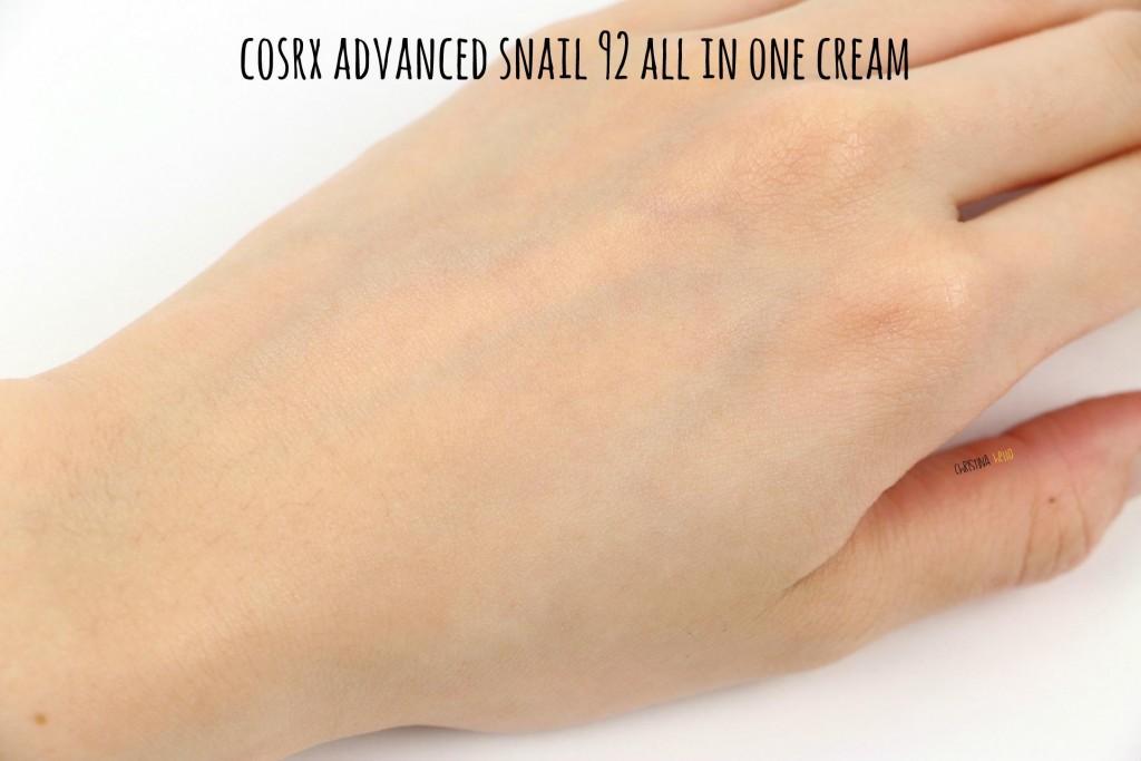 Cosrx skincare