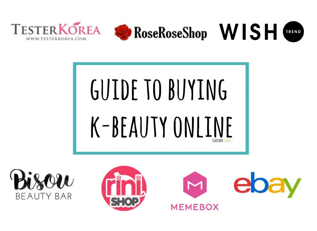 guide to buying k-beauty