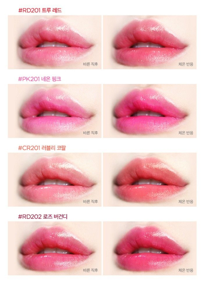Two Color Lips