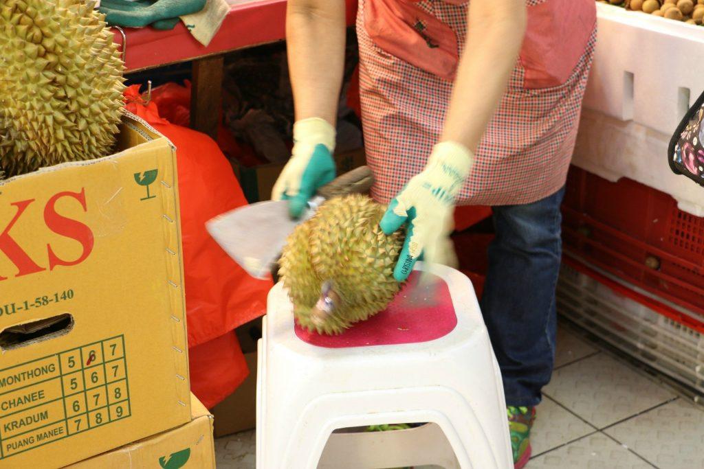 Hong Kong durian
