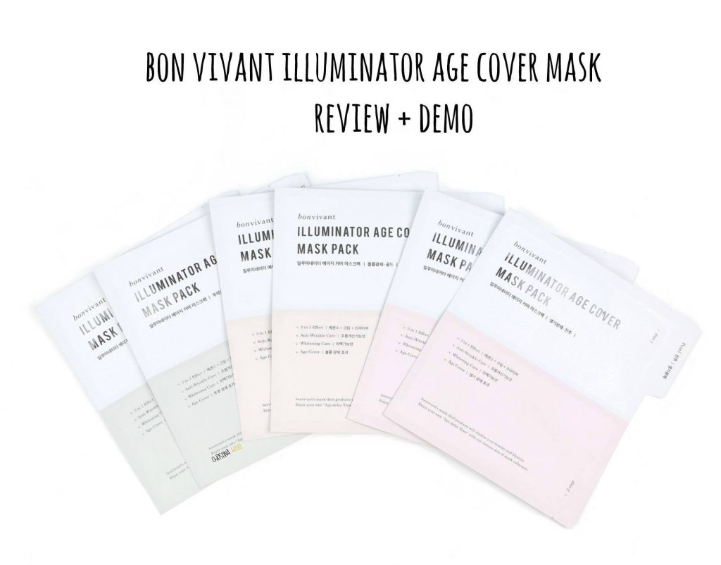 bon vivant mask illuminator title