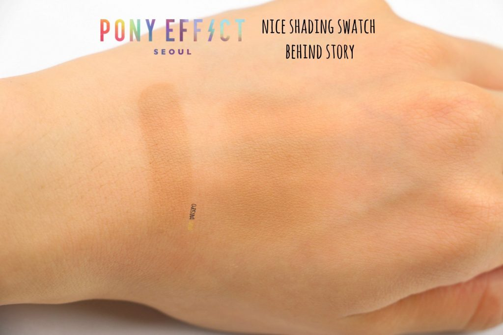 Pony Effect Nice Shading Review Demo Christinahello