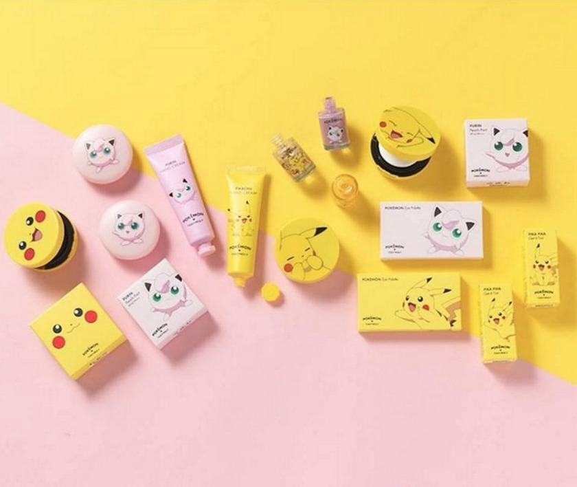 tony-moly-pokemon-collection