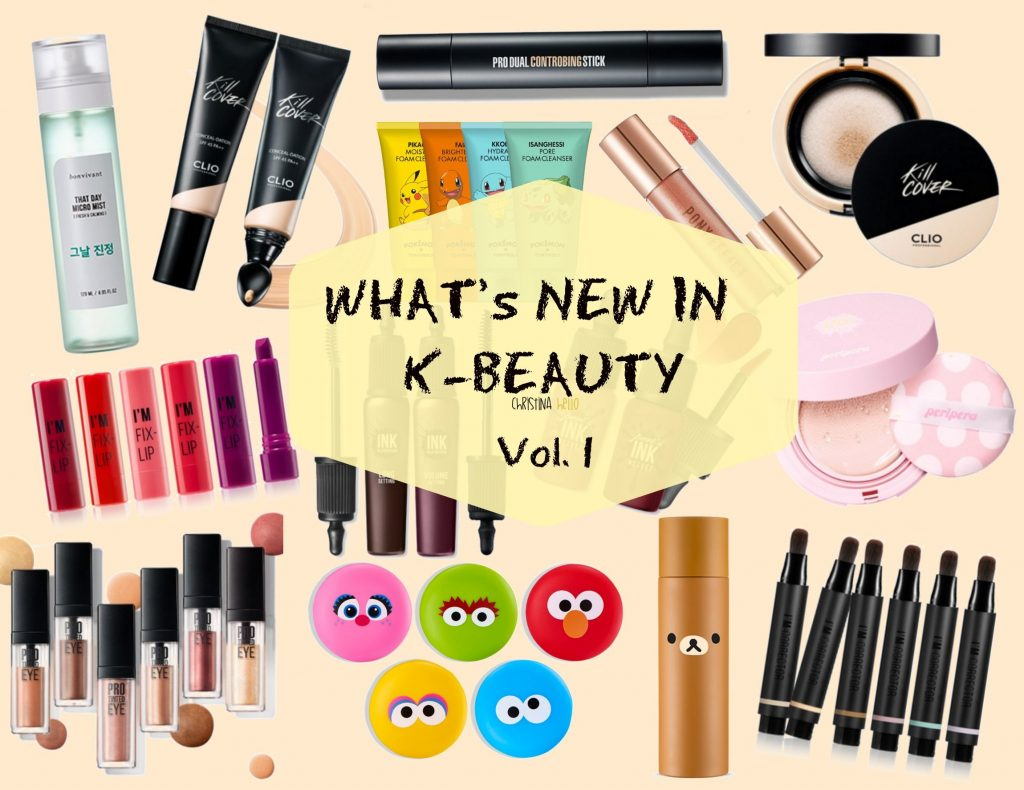 What's new in K-beauty