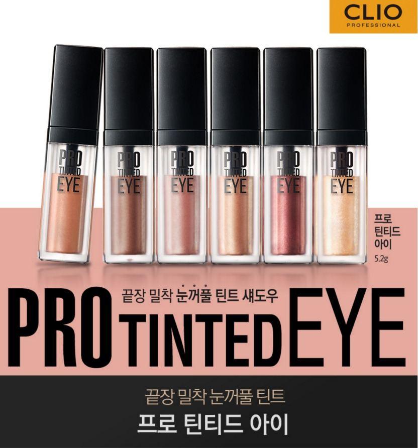 clio pro tinted eye