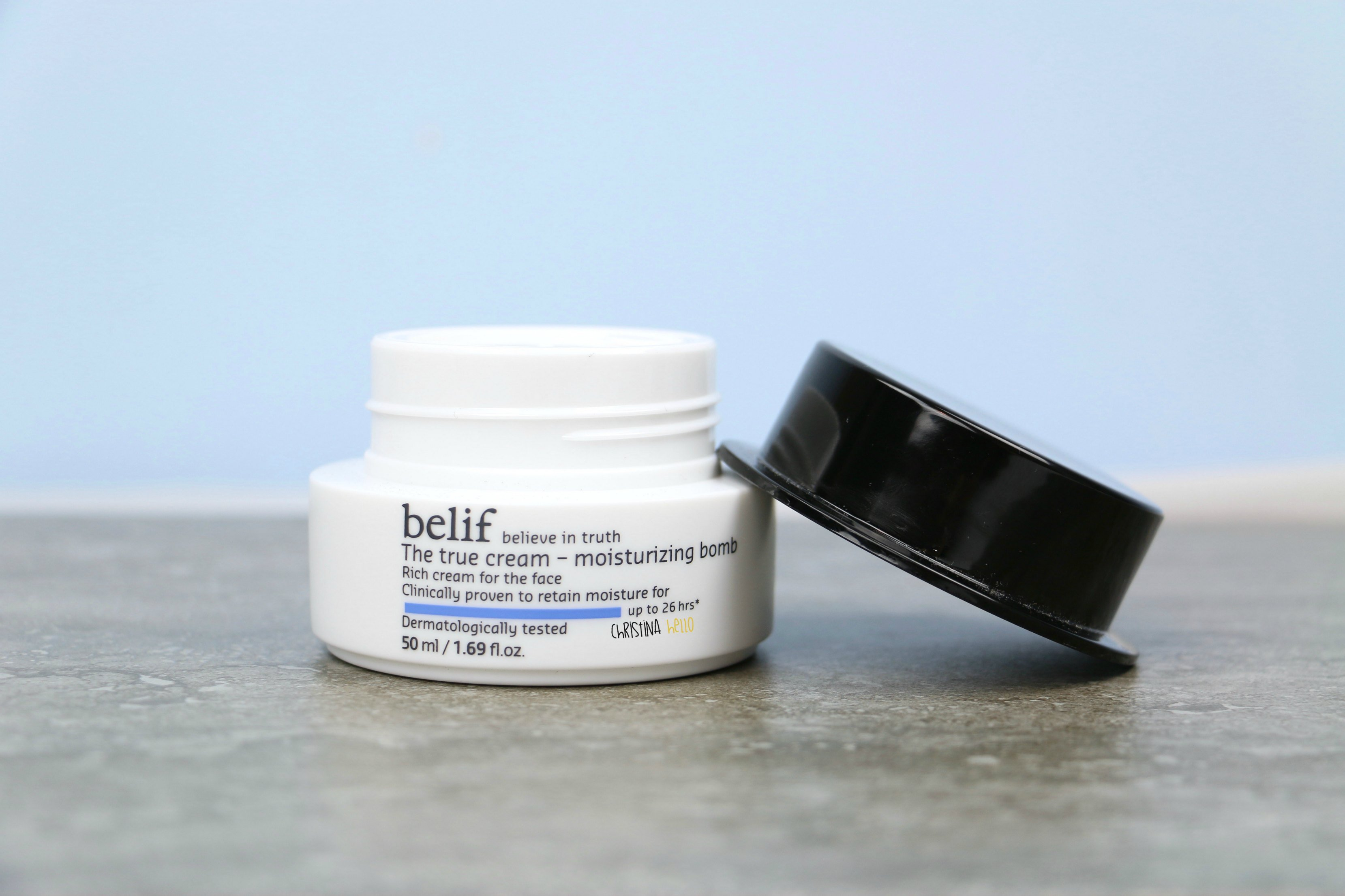 belif Moisturizing Bomb and Aqua Bomb Review – Christinahello