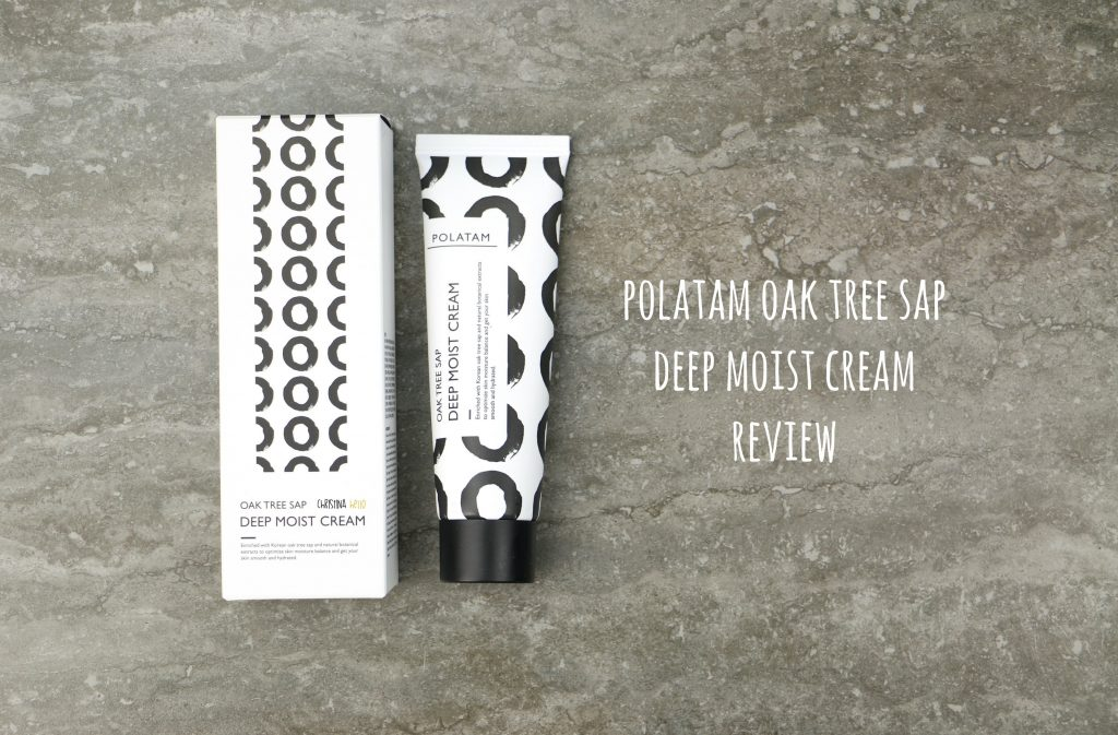Polatam oak tree sap deep moist cream