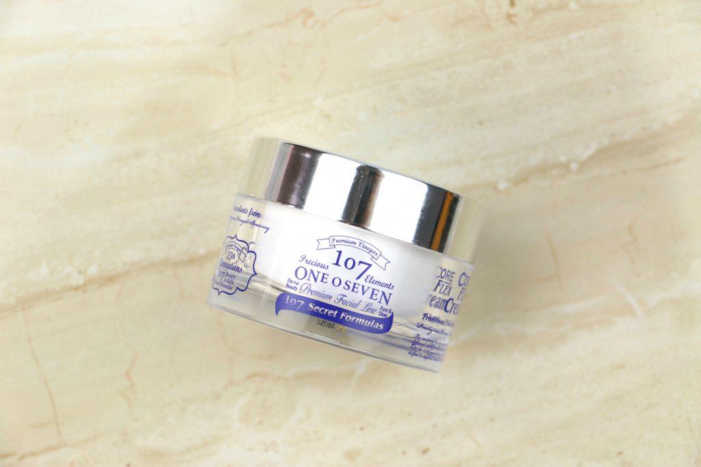 107 oneoseven core flex hydro rich cream review