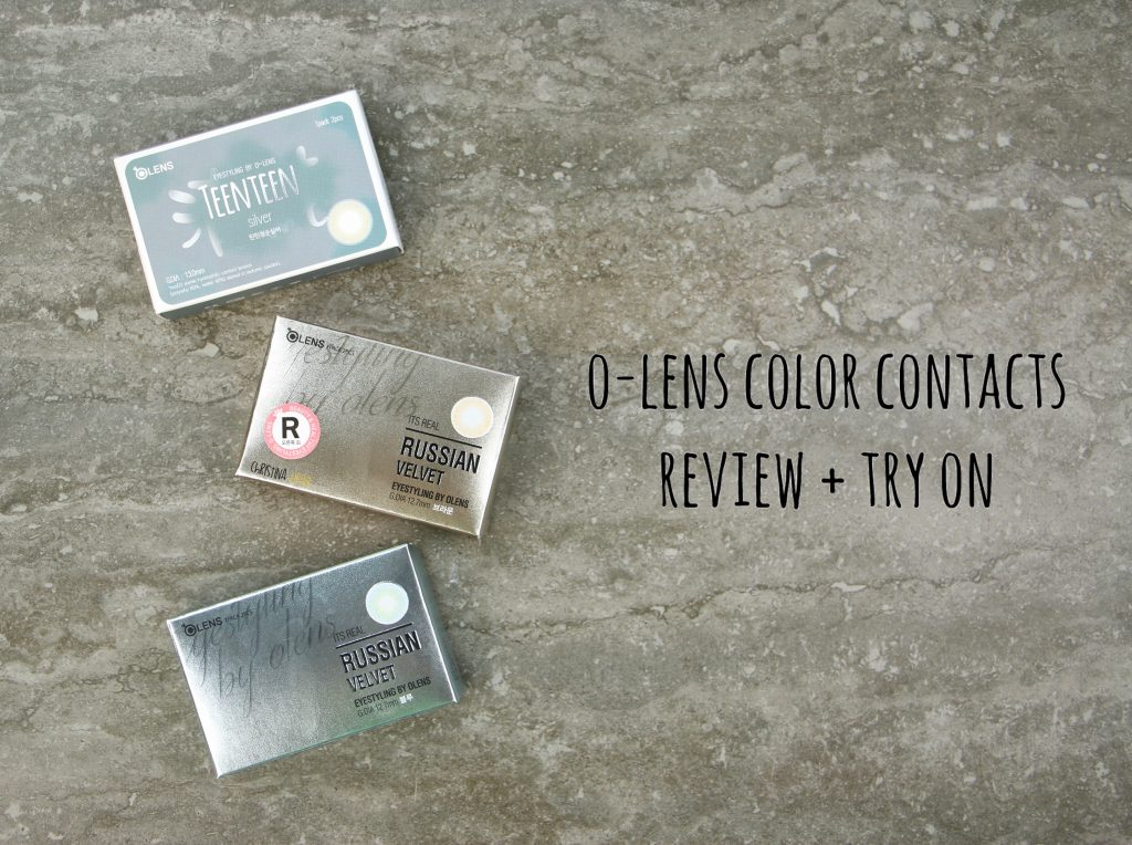 O lens color contacts for dark brown eyes