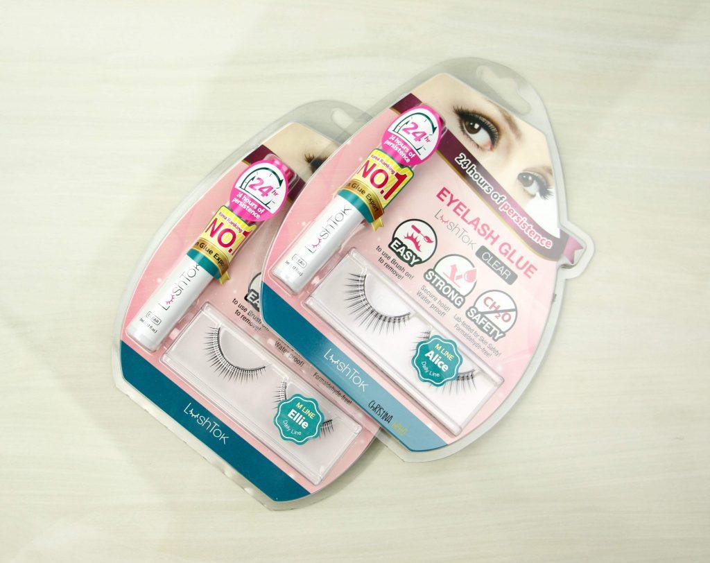 Korean false eyelashes