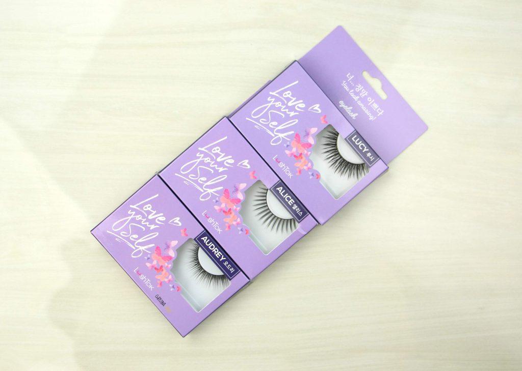 Korean fake lashes