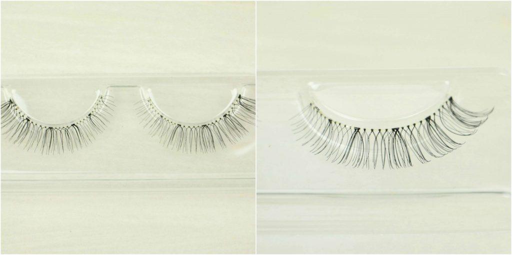 natural fake lashes