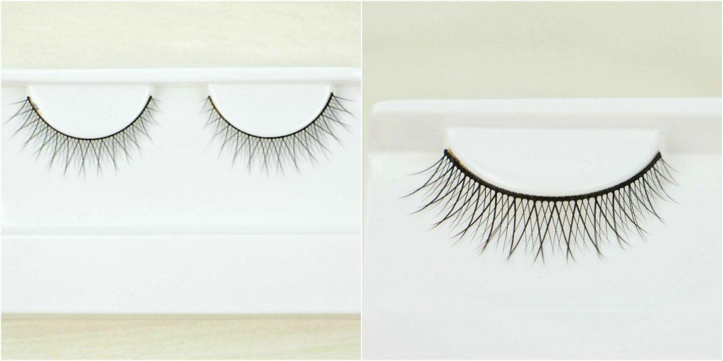 korean false eyelash review
