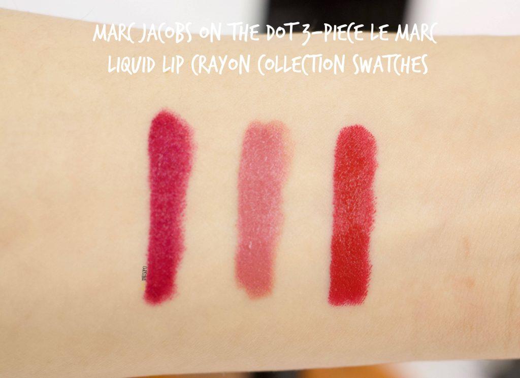 Le Marc Liquid Lip Crayon by Marc Jacobs Beauty #8