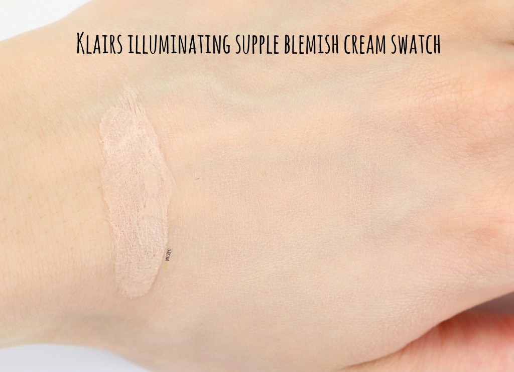 Illuminating Supple Blemish Cream by Klairs #13